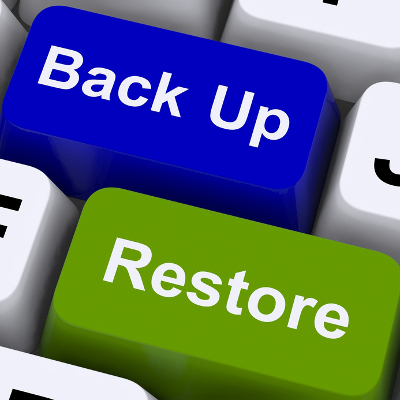 Datensicherung - Backup & Restore