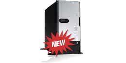 Chenbro SR105 Server Tower - new